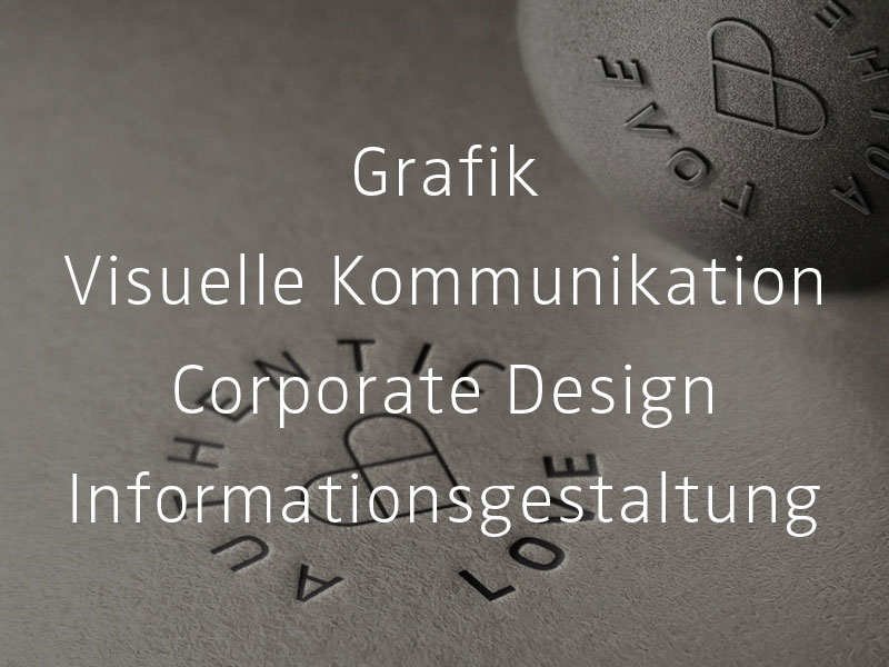 Projekte: Grafik Design, CD, Logo